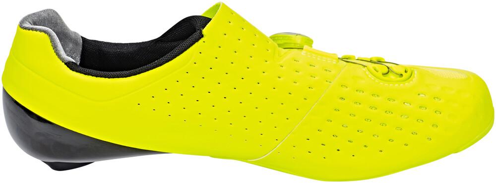 Chaussures Jaunes Shimano Pour Les Hommes SpRMEN